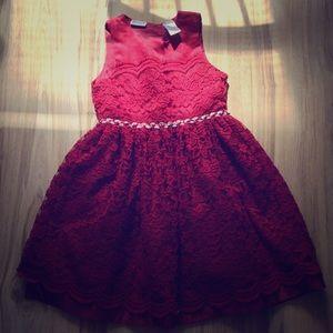 Girl size 8 dress
